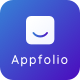 Free Download Appfolio - Mobile App Development Agency HTML5 Template Nulled