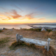 Sunset on the Isle of Portland in Dorset - PhotoDune Item for Sale