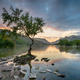 Sunrise at Llyn Padarn - PhotoDune Item for Sale