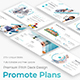 Promote Plans Pitch Deck Powerpoint Template - GraphicRiver Item for Sale