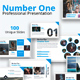 Number One Keynote Presentation Template - GraphicRiver Item for Sale
