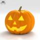Jack-o'-Lantern Halloween