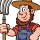 Cartoon Farmer - GraphicRiver Item for Sale