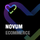 Free Download Novum - Gutenberg AJAX WooCommerce / WordPress Theme Nulled