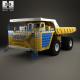 BelAZ 75710 Dump Truck 2013