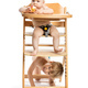 Baby girl sitting in high chair and eating apple, preschool boy - PhotoDune Item for Sale