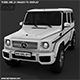 Mercedes-Benz G65 AMG - 3DOcean Item for Sale