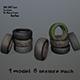 Tire_3 - 3DOcean Item for Sale