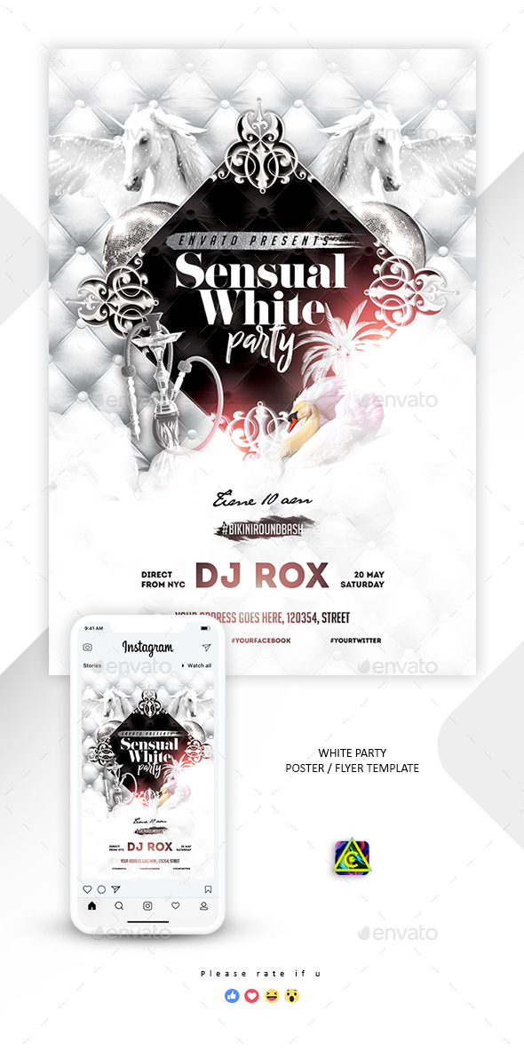 White Party - Clubs & Parties Events