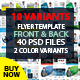 10 Variants Corporate - Business Flyer Template Bundle - GraphicRiver Item for Sale