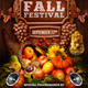 Fall and Wine Festival Flyer Template - GraphicRiver Item for Sale