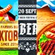 Oktoberfest Facebook Covers - GraphicRiver Item for Sale