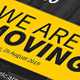 Moving Announcement - GraphicRiver Item for Sale