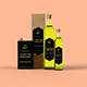 Olive Oil Packaging Mockup-Graphicriver中文最全的素材分享平台