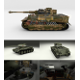 T34-85 Tiger Tank Late Pack with Interior - 3DOcean Item for Sale