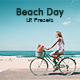 Beach Day Lightroom Desktop and Mobile Presets - GraphicRiver Item for Sale