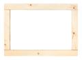 simple rectangular frame from wooden planks - PhotoDune Item for Sale
