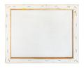 back side of primed canvas stretched over frame - PhotoDune Item for Sale