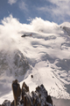 Helicopter flying in the Alps - PhotoDune Item for Sale