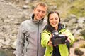 couples take a selfie - PhotoDune Item for Sale