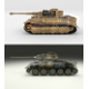 T34-85 Tiger Tank Late Pack with Interior and Engine Bay - 3DOcean Item for Sale