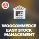 Woocommerce Easy Stock Management - CodeCanyon Item for Sale