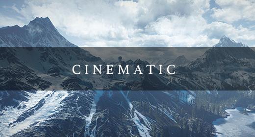 Cinematic & Romantic