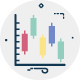 100 Graph Report And Diagram Color Vector Icons Set - GraphicRiver Item for Sale