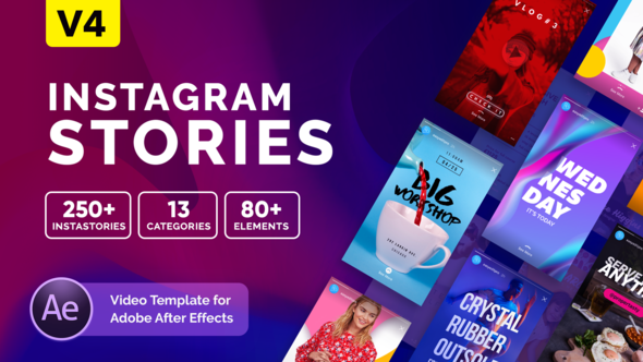 VIDEOHIVE INSTAGRAM STORIES V3 21850927 - Free download