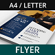 Legal and Law Services Flyer - GraphicRiver Item for Sale