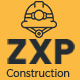 ZXP - Construction Building Company WordPress Theme - ThemeForest Item for Sale