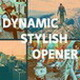 Free Download Dynamic Stylish Opener for Premiere Pro Nulled