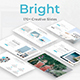 Bright Creative Keynote Template - GraphicRiver Item for Sale