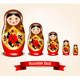 Russian Matryoshka Doll - GraphicRiver Item for Sale