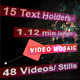 Mosaic Video - VideoHive Item for Sale