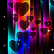 Heart Valentine Colorful Neon - VideoHive Item for Sale