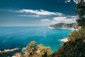 Tossa De Mar, Girona, Spain. Balearic Sea. Spring Spanish Nature - PhotoDune Item for Sale