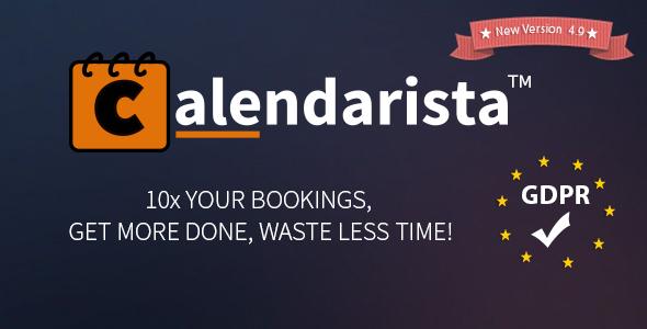 Calendarista Premium Edition  - WordPress appointment booking System