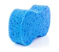 Blue sponge on white-5 - PhotoDune Item for Sale