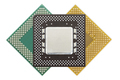 Central processing unit or Computer chip-13 - PhotoDune Item for Sale