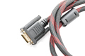 HDMI and VGA cable connector on white-3 - PhotoDune Item for Sale