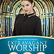 Extravagant Worship Church Concert Flyer - GraphicRiver Item for Sale