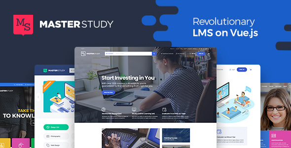 Masterstudy Education - LMS WordPress Theme for Education, eLearning and Online Courses - Education WordPress