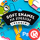 Soft Enamel Pin Generator - GraphicRiver Item for Sale