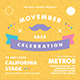 Movember Flyer Set - GraphicRiver Item for Sale