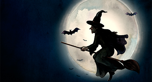 Horror Hallowen Background
