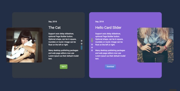 Card Slider – Addon for WPBakery Page Builder (formerly Visual Composer)
