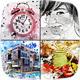 Colorful Mixed - 4in1 Photoshop Actions Bundle - GraphicRiver Item for Sale