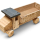 Old wooden toy, generic auto truck - PhotoDune Item for Sale