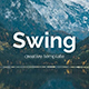 Swing Creative Google Slide Template - GraphicRiver Item for Sale